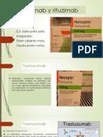 Trastuzumab y rituzimab.pptx