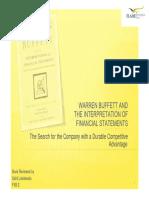 FIL_Warren Buffett and Interpretation of Financial Statements.pdf