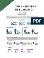 Aborto HN Estudio Opinion 2016