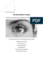 The Eye Writer Project