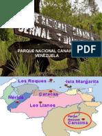 Venezuela - Parque nacional de Canaima