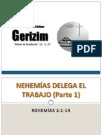 4_Nehemías Delega El Trabajo
