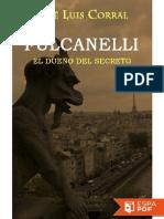 Fulcanelli, El Dueno Del Secreto - Jose Luis Corral