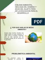 Diapositivas, Desarrollo Social Contemporaneo. Grupo 4