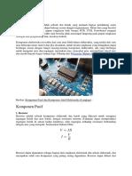 Materi Elektronika Dasar