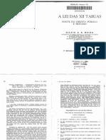 3 - A Lei Das XII Tábuas [Obrigatório]