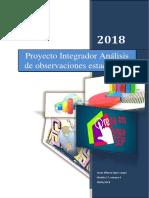proyecto integrador Análisis de observaciones estadísticas