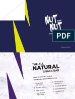 NUT NUT All Natural Keto bar