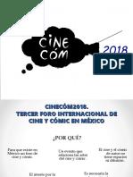 CINECÓM 2018 TARZÁN