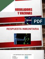 Inmunomoduladores y Vacunas Completo