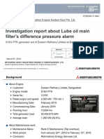 ETEESE17-1683_Investigation Report Regarding Oil Filter Alarm of ERL S16U(06-Mar-2018)