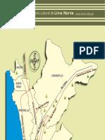 Mapa de Haciendas de Lima Norte- Actualidad