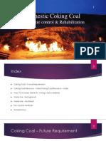 Domestic Coking Coal - Optimisation