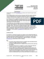 Create a PivotTable Report 2007