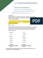 Clasificacion de Los Carbohidratos