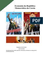 Sobre a Economia Da Republica Popular Democratica Da Coreia