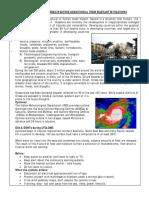Hazards Under Extreme Weather Conditions & Their Relevant Mitigations