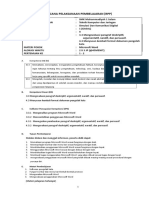 RPP KELAS X Microsoft Word Simdig