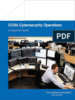 Ccna Cybersecurity Operations Companion