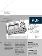 Delphi Skyfi2 Radio Receiver Manual