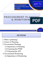 Proc Planning  Monitoring (Edited).pptx