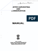 Rain Water harvesting and conservation manual.pdf