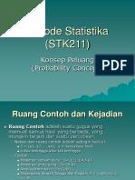 Materi III - Konsep Peluang.ppt