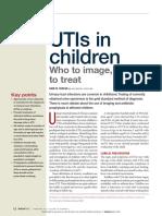 UTIs in Children - When to Image, When to Treat