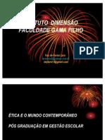 AULA - INSTITUTO DIMENSÃO