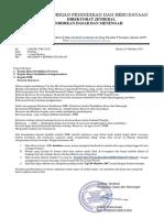 Surat Edaran Pengajuan Dana Bantuan Beasiswa Smk Kewirasuhaan