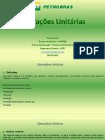 Operações Unitárias - Concurso petrobras