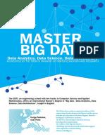 Master International Big Data Eisti 03 2016