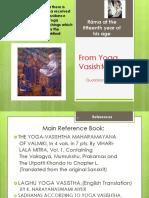 Talks-Guru Vasishta and Rama
