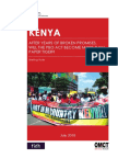 Kenya_PBO Act_ Briefing Note
