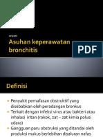 askep broncitis.pptx