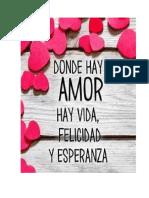 Donde hay amor hay esperanza.pdf