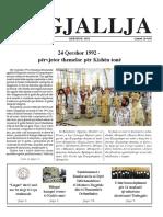 """Gazeta """"Ngjallja"""" Qershor 2018"""