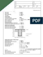BS8110 RC Beam Design