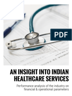 An Insight Into Indian Healthcare Services