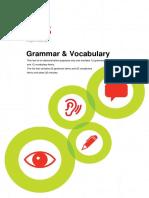 Aptis Grammar and Vocabulary Demo Test Pp