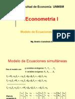 Modelo de ec. simultaneas