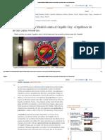 Plaga Homófoba en Madrid Contra El Orgullo Gay_ «Orgullosos de No Ser Como Vosotros»