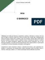 EESI - O Barroco no Brasil