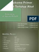Tutorial Klinik Glaukoma