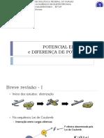 AulaT5-PotencialEletrico Ddp (1)