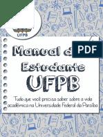 Manual Do Estudante Ufpb