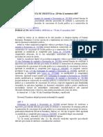 Ordonanta de Urgenta Nr 129 p 2007