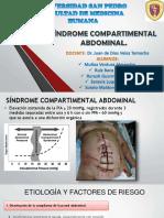 Sindrome Compartimental Abdominal Expo (2)