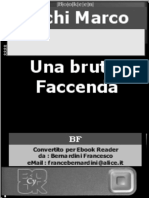 Marco Vichi - Una Brutta Faccenda @Ebookfriend