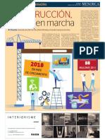 Construcción y decoración Menorca 2018